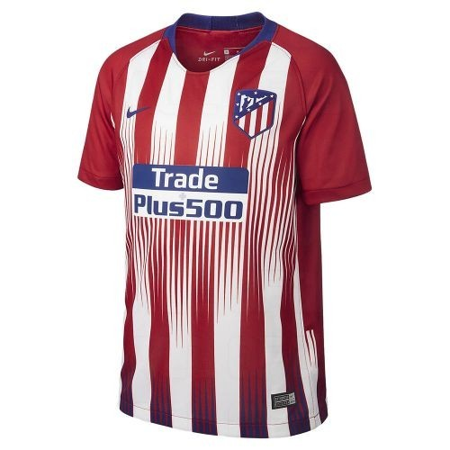 Футбольная форма Atletico Madrid Домашняя 2018 2019 L(48)