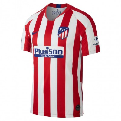 Футбольная футболка для детей Atletico Madrid Домашняя 2019 2020 XL (рост 152 см)